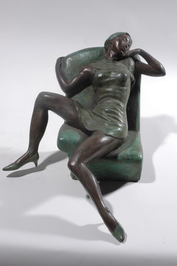 Provocation IV- an erotic scu;pture by Zhang Yaxi Title: